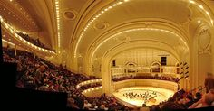 Chicago Symphony Hall. Someday, I will play here. And not just in an audition room backstage.