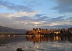 Pamvotida Lake - Ioannina - Epirus - Greece