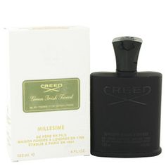 Green Irish Tweed Perfume By Creed Millesime Spray.Creed green irish tweed was originally created for actor cary grant. The spicy, sporty blend contains notes o Creed Perfume, Creed Fragrance, Raw Beauty, Beauty Skin, Beauty Tips, Beauty Products, Beauty Makeup, Perfume Store, Perfume Bottles