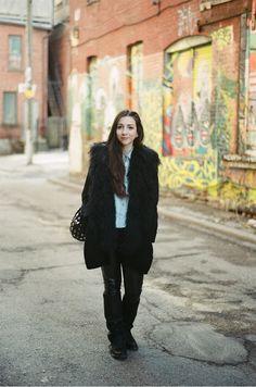 Toronto Street Fashion: Talea