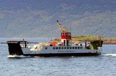 Ships of CalMac - Tarbert (Loch Fyne) - Portavadie Crossing
