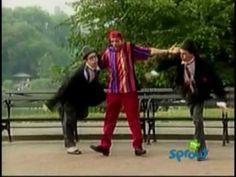 Sesame Street - Walk - YouTube - LOVE the Tap Dancing!