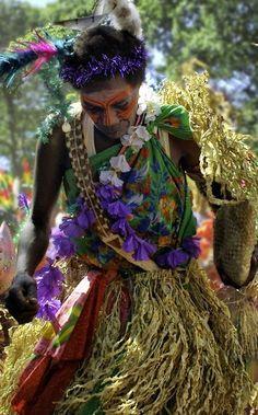 traditional dance from vanuatu