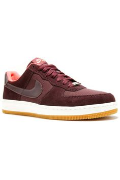 Nike Sportswear - Air Force 1 Ultra Force WMNS, sneakers, shoes, footwear, women, girl, trend, fashion, style, outfit, clothing, outwear, summer, spring, 2017, official, accessories,street, streetammo, air, force, 1, air force 1, one, ultra, nike, sport, sportswear, streetwear, red, violet,