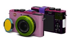Colorware Customisation Service for the Leica D-LUX 6 Grayson Perry, Tech Toys, Red Logo, Fujifilm Instax Mini, Leica, Cute Designs, Product Design, Industrial Design, Photo Booth