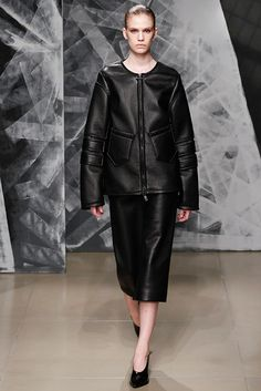 Jil Sander - MFW Fall/Winter 2016-2017 - so-sophisticated.com
