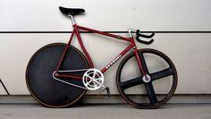 """TEXTIMA pursuit bike Original 24 """"Textima fourche 24 """"roue avant, idéalement 24 FES"""" disque LA84 barres de poursuite"""