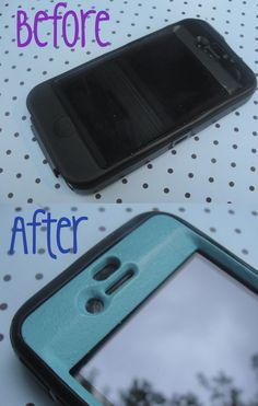 Decorative Otter Boxes Transformed Plain Otterbox#otterbox Phone Casepaintedsealed It