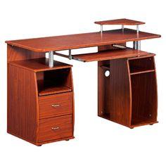 Found it at Wayfair - Houghton Computer Desk in Mahoganyhttp://www.wayfair.com/daily-sales/p/Study-Hall%3A-Desks-%26-More-Houghton-Computer-Desk-in-Mahogany~TMB1145~E12293.html?refid=SBP.rBAZKFP060NM8B0wzd3nAgAAAAAAAAAAAAAAAAAAAAA