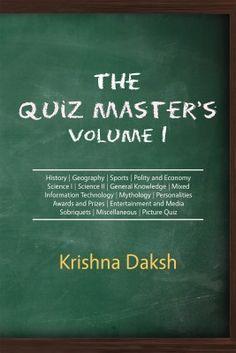The Quiz Master's Volume I (English) - Buy The Quiz Master's Volume I (English) Online at Best Prices in India - http://goo.gl/HwPZME