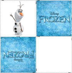Frozen Memory Game Set
