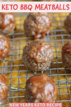 New Years Eve Keto barbecue meatballs Silvester Keto Barbecue Frikadellen Silvester Keto Barbecue Frikadellen Keto Diet Breakfast, Breakfast Recipes, Dessert Recipes, Lunch Recipes, Breakfast Ideas, Keto Friendly Desserts, Low Carb Desserts, Low Carb Recipes, Sugar Free Barbecue Sauce