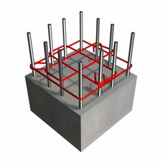 BuildingHow > Products > Books > Volume A > The construction > Reinforcement Specifications > Antiseismic stirrups Civil Engineering Design, Civil Engineering Construction, Architectural Engineering, House Construction Plan, Steel Frame Construction, Construction Design, Concrete Structure, Steel Structure, Rebar Detailing
