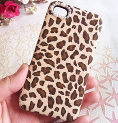 (7) Fancy - Handmade Leopard Print Case For IPhone4/4S on Luulla