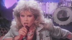 Samantha Fox - Touch Me ... for Shits N Giggles...haven't heard this in ages.  She was the hooch of the 80's.  All her songs had audio gasms.  Hilarious.