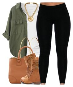 """nov. 23 2k14"" by xo-beauty ❤ liked on Polyvore featuring Calvin Klein, Jennifer Meyer Jewelry, Tory Burch and Charlotte Russe"