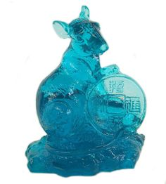 Crystal Blue Rat