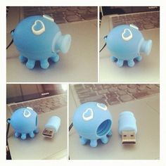 Cute flash drive