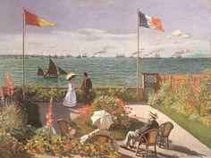 Terrace at Sainte-Adresse