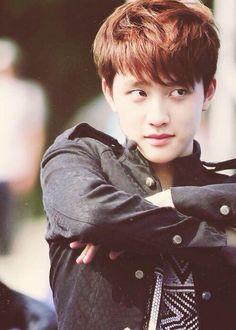 kyungsoo! ♡ #exo