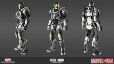 Iron Man Mark 39 Starboost armor model sheet from Marvel Heroes Character Model Sheet, Cat Character, Character Modeling, 3d Modeling, Character Ideas, X Men Costumes, Avengers Costumes, Hawkeye Avengers, Black Widow Avengers