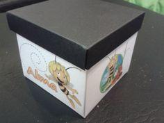 Caja 8x8 de cumpleaños