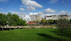 Paris XIX, Aubervilliers - Paris XIX - Hamonic + Masson & Associés