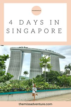 The MissAdventure inspires women to explore the globe together! Singapore Garden, Singapore Singapore, Singapore Destinations, Travel Destinations, Short Break, Destin Beach, City Break, World Traveler, Marina Bay Sands
