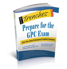 Prepare for the GPC Exam: Earn Your Grant Professional Certified Credential This manual will help you prepare for the GPC exam administered by Grant Professionals Certification Institute (GPCI). Open The Floodgates, Grant Writing, Nonprofit Fundraising, Digital Storytelling, Professional Development, Non Profit, How To Raise Money, Reading Lists, New Books