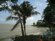 Praia de rio, em Mosqueiro . Foto de JB Pontes :)