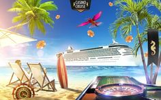 Casino Cruise have announced a new casino promotion where you can win an all expenses paid luxury cruise vacation to the Mediterranean. Casino Cruise, Top Casino, Best Casino, All Inclusive Trips, Casino Promotion, Cruise Holidays, Win A Trip, Online Casino Bonus, Canary Islands