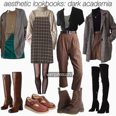 Retro Outfits, Cute Casual Outfits, New Outfits, Fall Outfits, Vintage Outfits, Fashion Outfits, Fashion Pants, Mode Grunge, Grunge Style