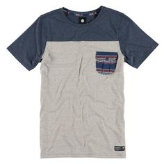 ELEMENT Barstow tee-shirt à poche grey heather - onyx heather 35,00 € #element #tee #tees #tshirt #tshirts #elementskate #elementskateboards #skate #skateboard #skateboarding #streetshop #skateshop @playskateshop