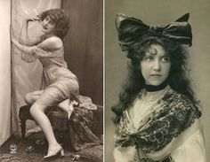 The Beauty of Women Captured 100 Years Ago  The feminine beauty captured on small postcards between 1900 and 1910 worldwide. A magnificent step backward which allows to see the clothing style of the beginning of last century in different countries of the globe. Sublime and striking.                                   #xemtvhay