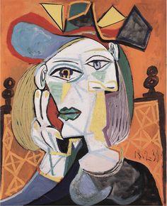 Pablo Picasso | stuff | Pinterest | Picasso, Cubism and Cubist portraits