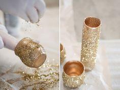 20 arranjos DIY e baratos para o seu casamento | Casar é um barato