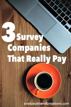 3 Survey Companies That Really Pay Tired of working forever to earn a cash out through a survey company? You need to try these 3 survey companies with low cash out thresholds and more ways to earn points. Work From Home Companies, Work From Home Jobs, Make Money From Home, Way To Make Money, Earn Extra Income, Extra Money, Survey Companies, Tired Of Work, Job Info