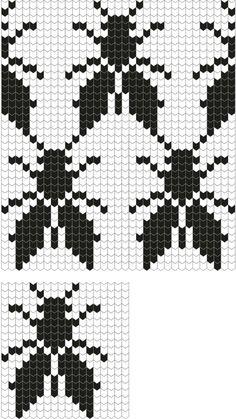 Top 25 ideas about Fair Isle motifs – knitting charts Fair Isle Knitting Patterns, Fair Isle Pattern, Knitting Charts, Knitting Stitches, Cross Stitching, Cross Stitch Embroidery, Cross Stitch Patterns, Crochet Chart, Filet Crochet