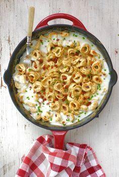 tortellini with panc
