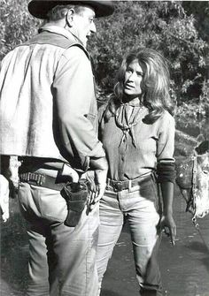 John Wayne- Who doesn't love a good western!