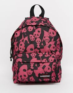 Image 1 - Eastpak - Orbit - Petit sac à dos avec imprimé panda