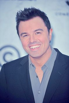 Seth McFarlane is my secret DILF..