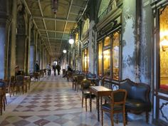 Elizabeth Minchilli in Rome: florian {coffee in venice}