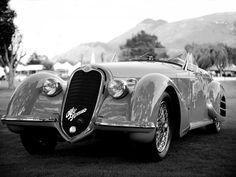 Cooler Than Before - automotiveporn: 1938 Alfa Romeo Spider Maserati, Lamborghini, Ferrari, Alfa Romeo 4c, Alfa Romeo Spider, My Dream Car, Dream Cars, Le Mans, Vintage Cars