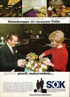 SOK, Ravintola Ilomantsi, Kotiliesi 1967