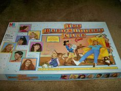 babysitters club boardgame