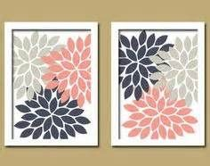 navy blue and pink nursery - - Yahoo Image Search Results