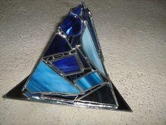 Blau groß 30cm Blue