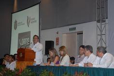 Duarte de Ochoa reconoció el trabajo realizado por el Orfis para orientar y capacitar a las autoridades municipales; refrendó su compromiso con los veracruzanos de construir un gobierno que genere oportunidades de desarrollo para todos, un gobierno transparente y confiable.