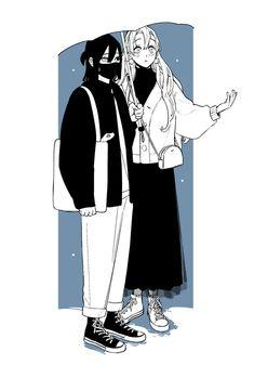 Anime Couples Manga, Anime Manga, Anime Art, Kyo And Tohru, Cool Anime Pictures, Demon Slayer, Lady And Gentlemen, Anime Demon, Disney Movies